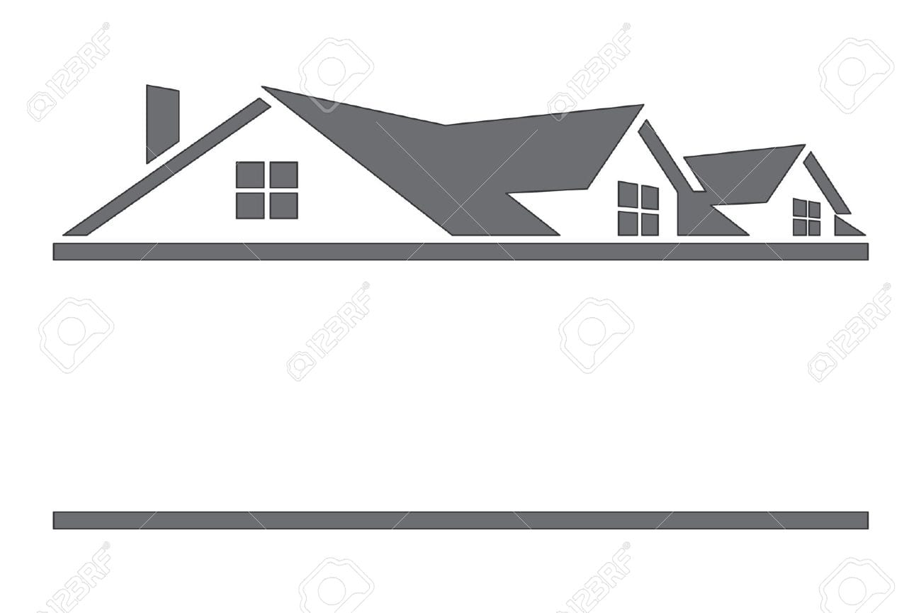 house roof outline clipart. 10836983housewithroofstockvectoricon sc 1 st extreme house roof outline clipart